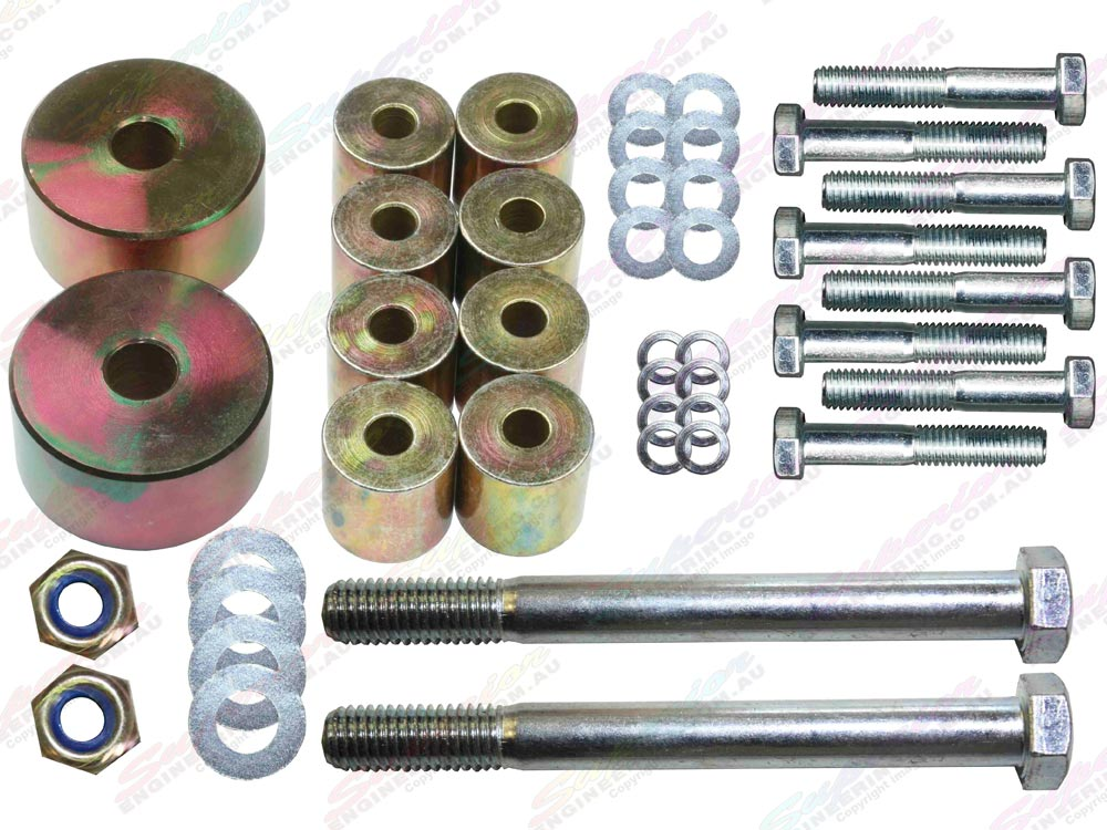 Diff Drop Kit to Suit Toyota Hilux 2005 to Current Model