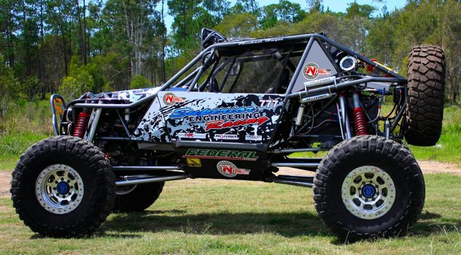 Superior Ultra4 Buggy 2012
